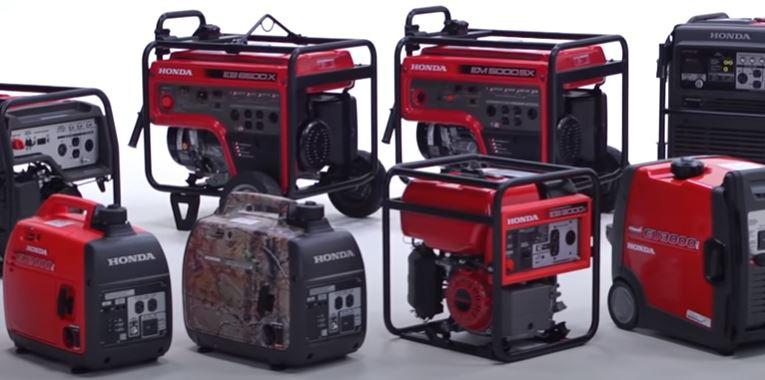 Honda Generators For Sale
