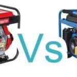 Diesel generator vs petrol generator